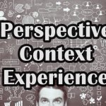 perspective context experience