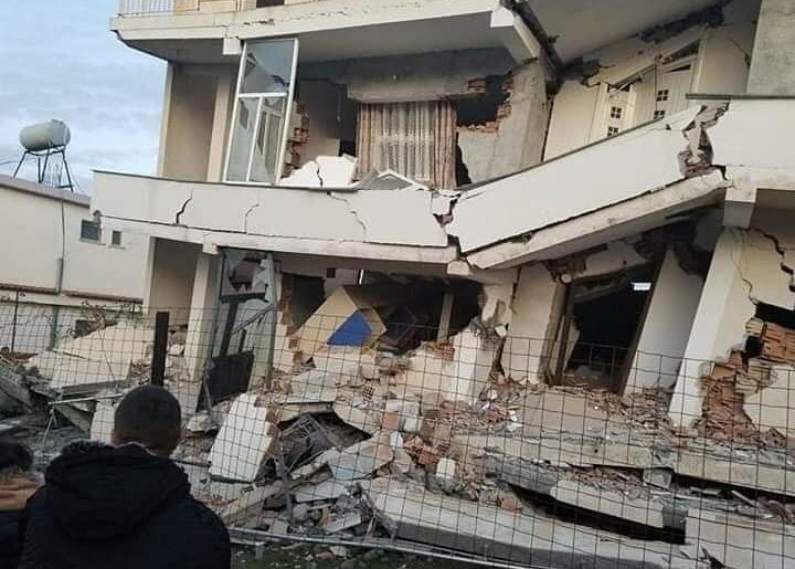 At least six killed, 325 injured, as 6.4-magnitude earthquake strikes Albania