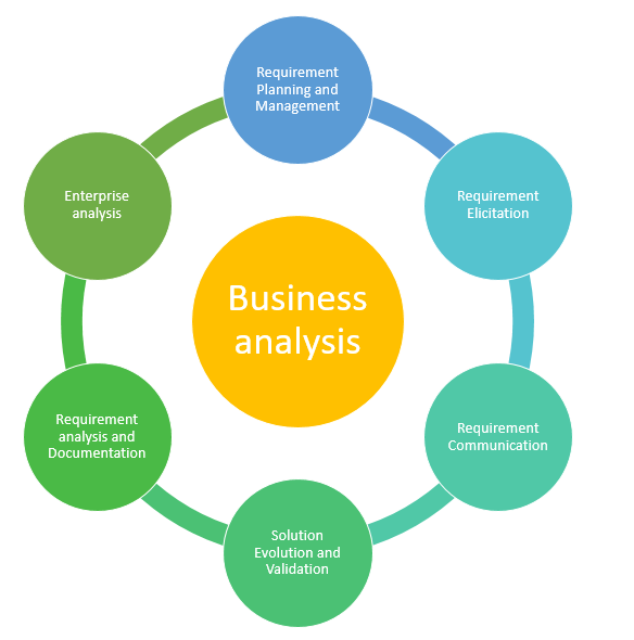 Business analysis process and techniques