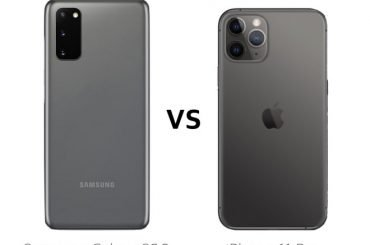 Samsung Galaxy S20 or iPhone 11 Pro