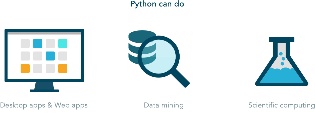 What can Python do