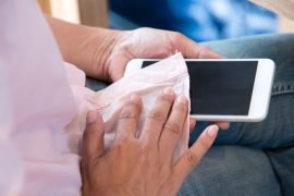 How to coronavirus clean your smartphone