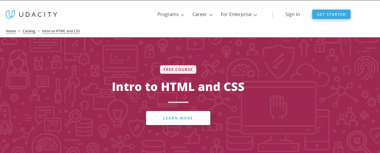 """""""Intro to HTML and CSS"""""""