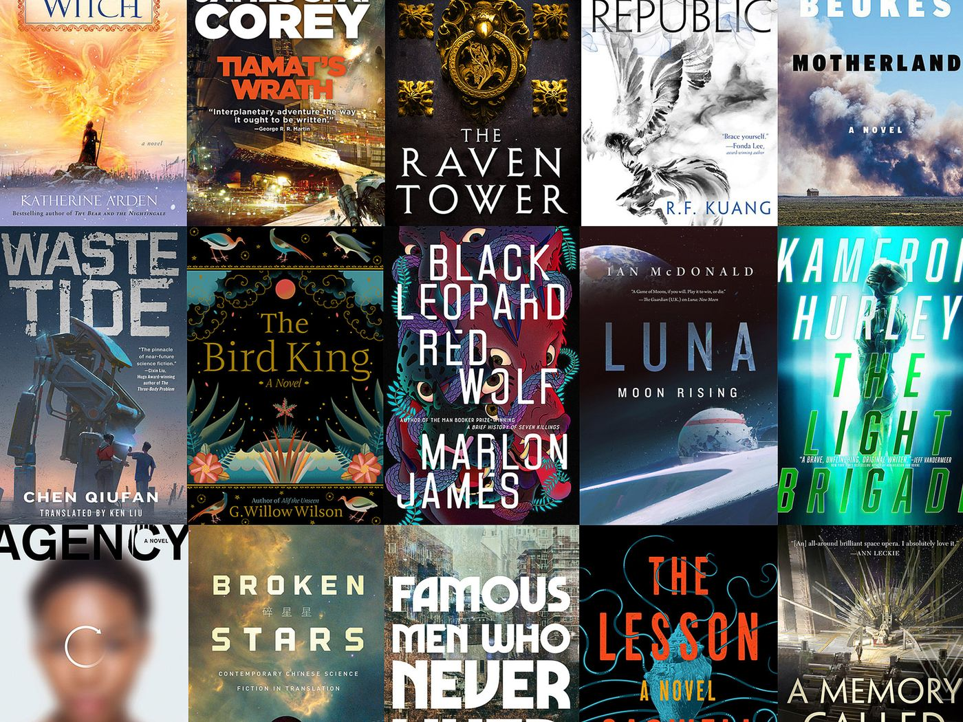 A lifetime sci-fi reader ranks the top 15 best science fiction books